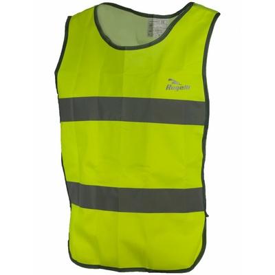 Bezpečnostní vesta s prodyšnými zády Rogelli MAPLETON, reflexní žlutá 890.600, Rogelli