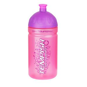Sportovní láhev Tempish BIDON 0,5l se zátkou pink, Tempish