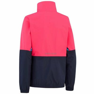 Dámská větruodolná bunda Kari Traa Nora Jacket růžová, Kari Traa
