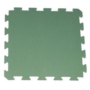 Podložka Yate Fitness Homefloor 50x50x1,5cm zelená, Yate