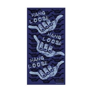 Nákrčník TrekMates CHOOB HANG LOOSE BLUE CH-01, TrekMates