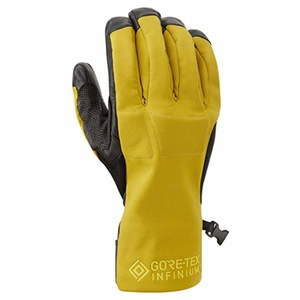 Rukavice Rab Axis Glove dark sulphur, Rab