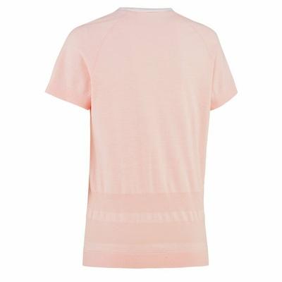 Dámské sportovní triko Kari Traa Solveig 622384, růžová, Kari Traa