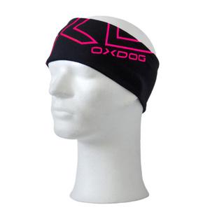 Potítko OXDOG SHINY-2 HEADBAND black/pink, Oxdog