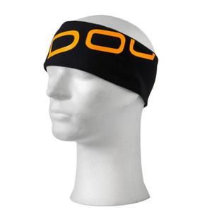 Potítko OXDOG SHINY-2 HEADBAND black/orange, Oxdog