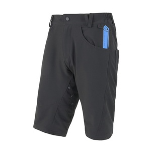 Pánské volné cyklo kalhoty Sensor Charger černé 15100111, Sensor