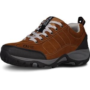 Pánské kožené outdoorové boty NORDBLANC Main NBLC82 ZHN, Nordblanc