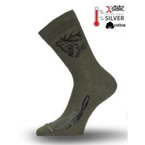 Ponožky Lasting X-Static CXJ 620, Lasting