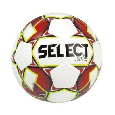 Fotbalový míč Select FB Future Light DB bílo červená, Select