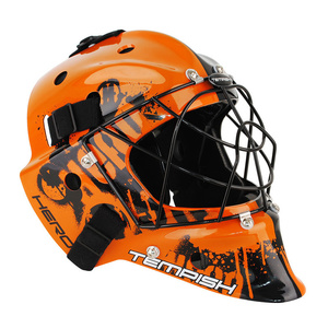 Brankářská maska Tempish Hero color senior orange, Tempish