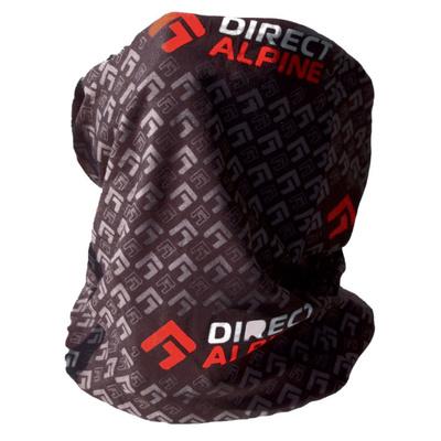 Šátek Direct Alpine MULTI black (logo)
