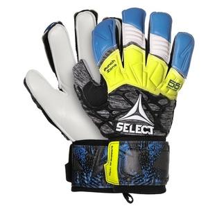 Brankářské rukavice Select GK gloves 55 Extra Force Flat cut modro šedá, Select