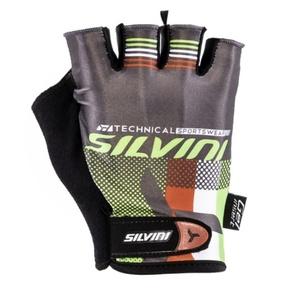 Pánské rukavice Silvini TEAM MA844 green, Silvini
