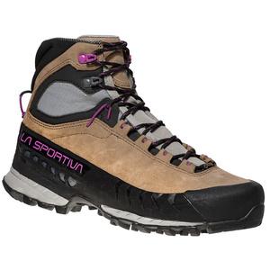 Dámské boty La Sportiva TX5 GTX Women Stone taupe/purple, La Sportiva