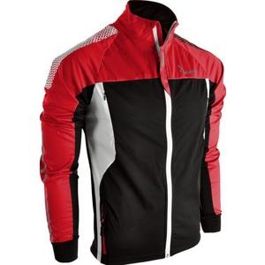Pánská softshellová bunda Silvini Montagno MJ415 red/black, Silvini