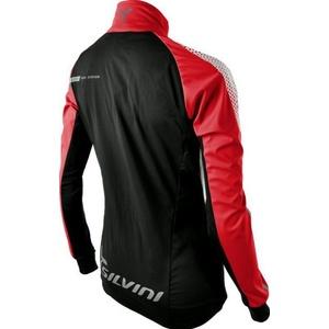 Dámská softshellová bunda Silvini Montagno WJ417 red/black, Silvini