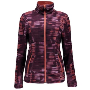 Svetr Spyder Women`s Endure NOVELTY Mid WT Full Zip 878209-637, Spyder