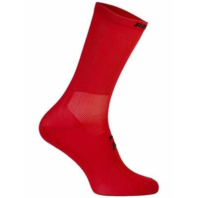 Ponožky Rogelli Q-SKIN, červené 007.131