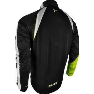Pánská bunda Silvini OMBRONE MJ706 black-neon, Silvini