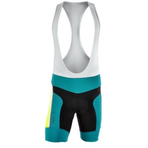 Pánské cyklistické kalhoty Silvini MERRE MP605 ocean-neon, Silvini