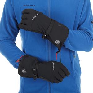 Rukavice Mammut Masao 2 in 1 Glove (1190-05861) black 0001, Mammut