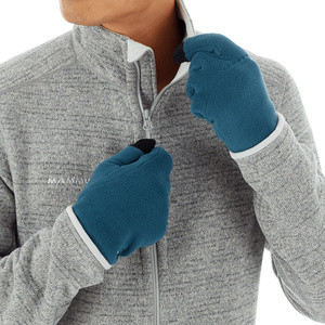 Rukavice Mammut Fleece Glove (190-05921) wing teal 50227, Mammut