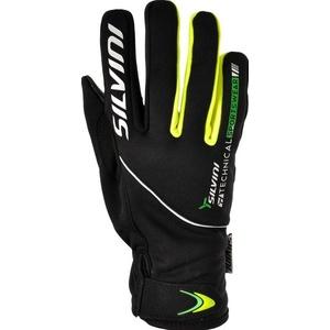 Pánské rukavice Silvini ORTLES MA722 black-forest, Silvini