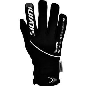 Dámské rukavice Silvini ORTLES WA723 black-charcoal, Silvini