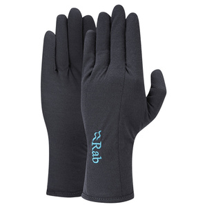 Rukavice Rab Forge 160 Glove Women's ebony/EB, Rab