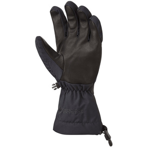 Rukavice Rab Pinnacle GTX Glove black/BL, Rab
