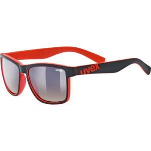 Sluneční brýle Uvex LGL 39 Black Mat Red (2316), Uvex
