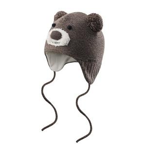 Batolecí čepice Devold Bear Baby Beanie Brown GO 605 910 A 730A
