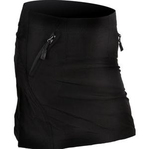 Dámská cyklistická sukně Silvini INVIO WS859 black, Silvini