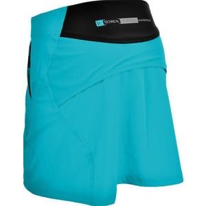 Dámská cyklistická sukně Silvini INVIO WS859 turquoise, Silvini