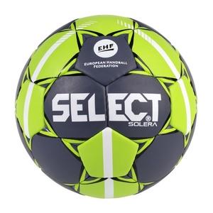 Házenkářský míč Select HB Solera šedo zelená