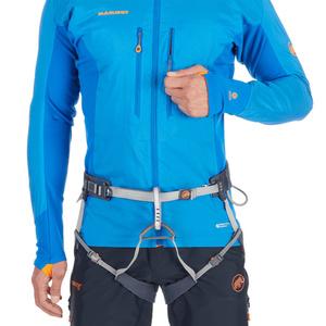 Pánská bunda Mammut Eigerjoch IN Hybrid Jacket Men ice (1013-00800), Mammut
