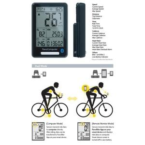 TOPEAK PanoComputer Bluetooth Smart Cycle Computer TPB-C01B, Topeak