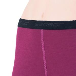 Dámské spodky Sensor Merino Wool Active lilla 14200010, Sensor