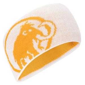 Čelenka Mammut Tweak Headband bright white golden 00333 (1191-03451), Mammut
