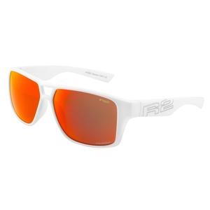 Sportovní sluneční brýle R2 MASTER bílé AT086C, R2