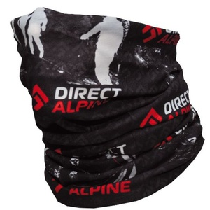 Šátek Direct Alpine MULTI black (graphics), Direct Alpine