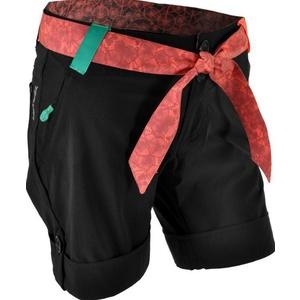 Dámské volné kraťasy Silvini CIANE WP806 black-punch