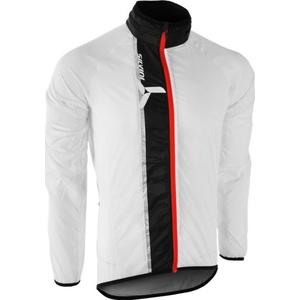 Pánská ultra light bunda Silvini GELA MJ801 white-black, Silvini