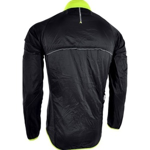 Pánská ultra light bunda Silvini GELA MJ801 black-neon, Silvini