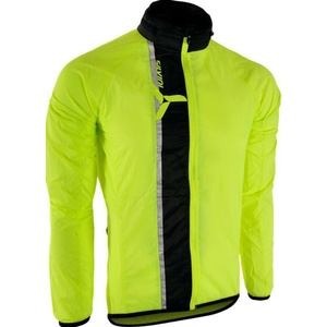 Pánská ultra light bunda Silvini GELA MJ801 neon-black, Silvini