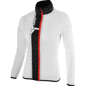 Dámská ultra light bunda Silvini GELA WJ802 white-black