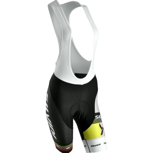 Dámské cyklistické kalhoty lacl Silvini TEAM WP841 black, Silvini