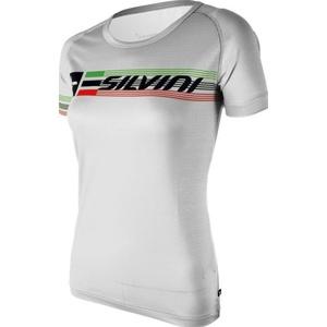 Dámské triko Silvini PROMO WT854 white