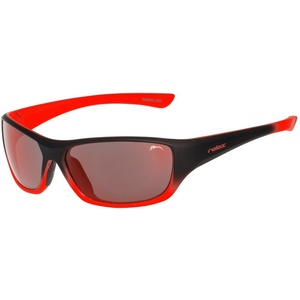 Dětské sluneční brýle RELAX Mona černo oranžové R3066B, Relax