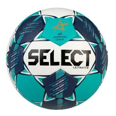 Míč na házenou Select HB Ultimate CL Men bílo-zelená, Select